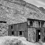 Leadfield Shack, Death Valley National Park